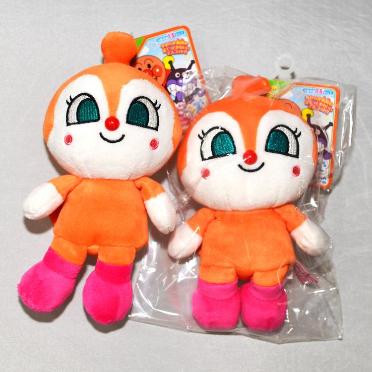 日本帶回 麵包超人 紅精靈 絨布玩偶 正版商品