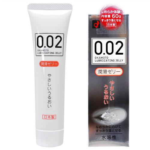 [漫朵拉情趣用品]日本NPG*オカモト0.02EX潤滑ゼリー_60g DM-9083716