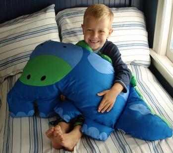 *GouQu* Doomagic 經典造型兒童寵物枕頭套(6款)