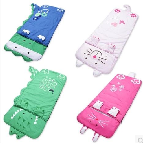*GouQu* 韓版動物造型兒童睡袋