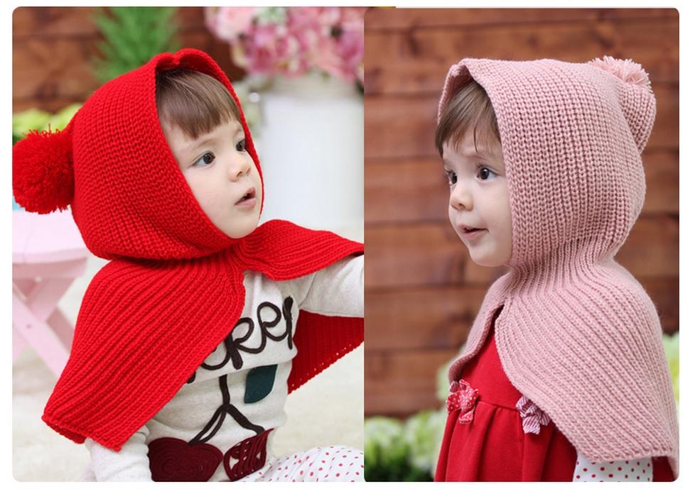 *GouQu* 寶貝 小紅帽 連帽披肩斗篷
