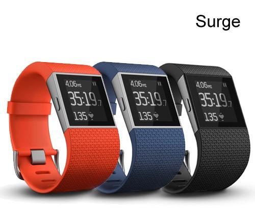 ★內建心率+GPS【和信嘉】Fitbit Surge 智能全能運動手錶 睡眠監測 鬧鐘 台灣公司貨