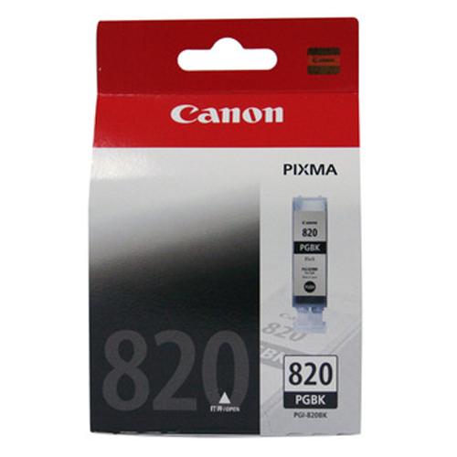 CANON PGI-820BK 原廠黑色墨水匣 PGI-820 BK 適用 IP3680/IP4680/IP4760