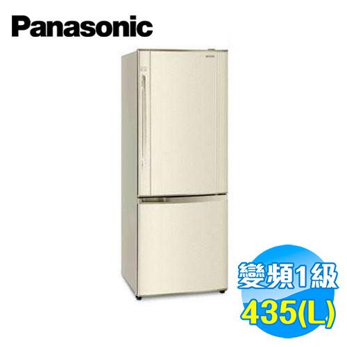 國際 Panasonic 435公升 雙門變頻冰箱 NR-B435HV-N