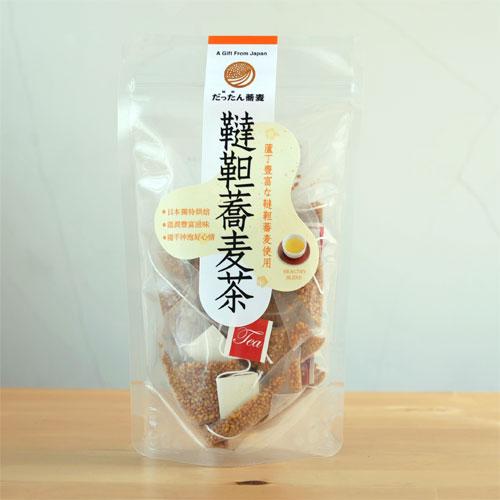 韃靼蕎麥茶/6公克*10包-日本烘焙保留蘆丁營養,溫潤豐富的香氣滋味