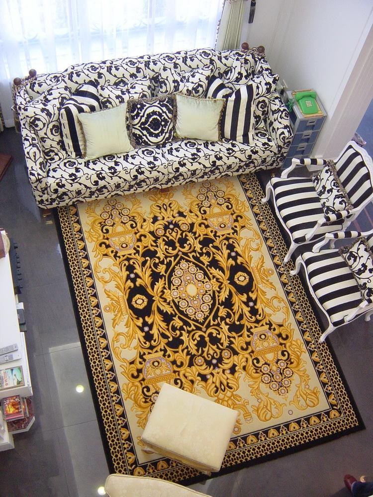 【山德力】H.C.地毯-羊毛皇家系列 300cm*400cm (紐西蘭羊毛.客廳地毯.展示間)