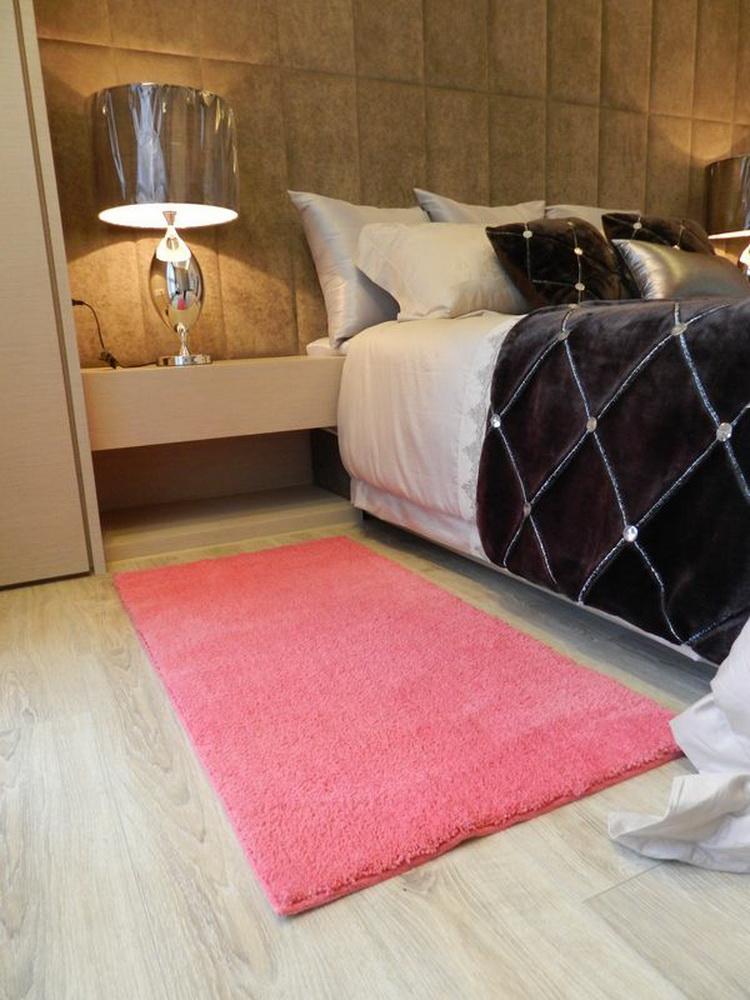【山德力】匹茲堡地毯-超細纖維系列 140cm*200cm共4色(客廳地毯,床尾毯,和室毯.)