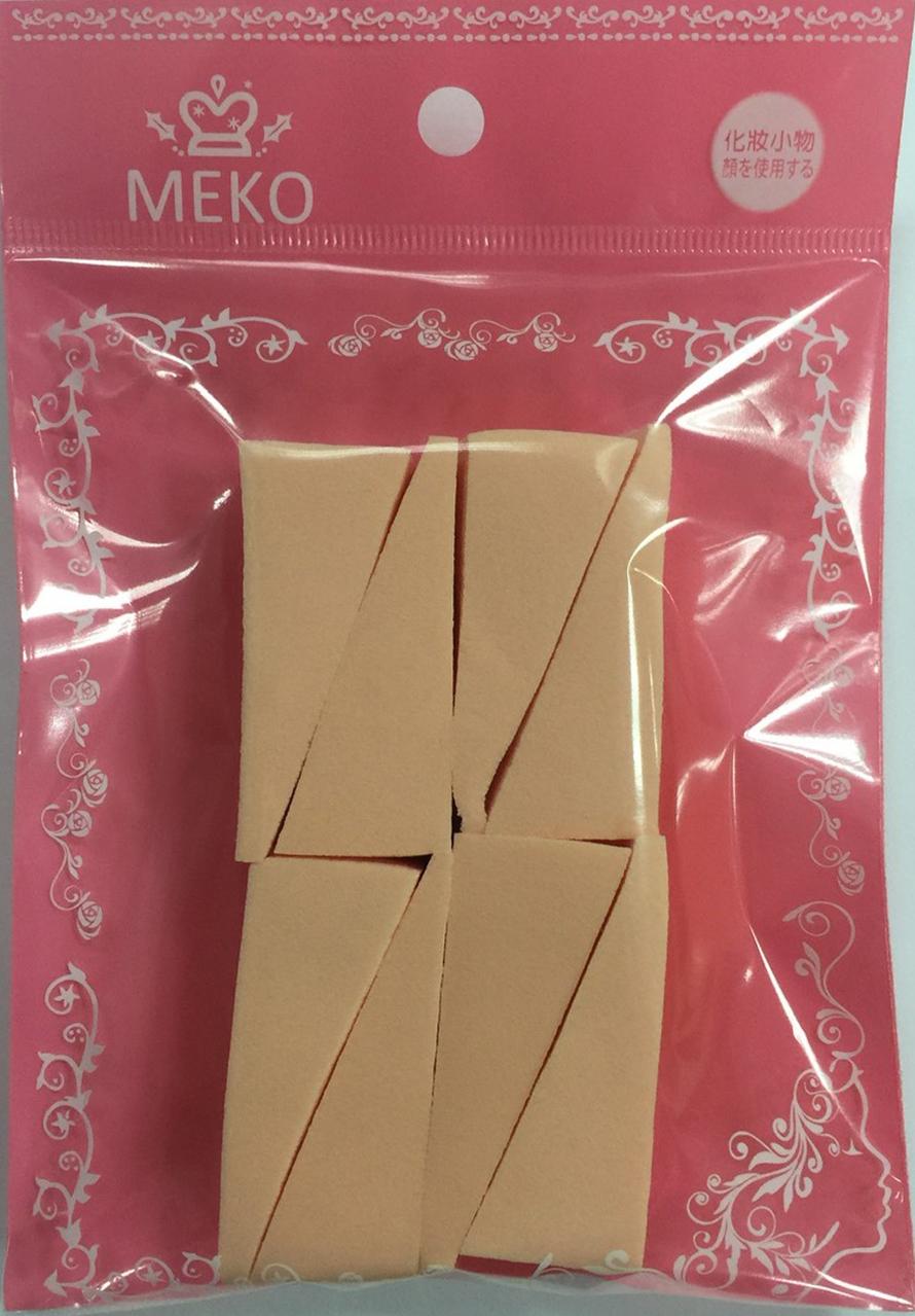 MEKO 長方8D粉底海棉 C022-1