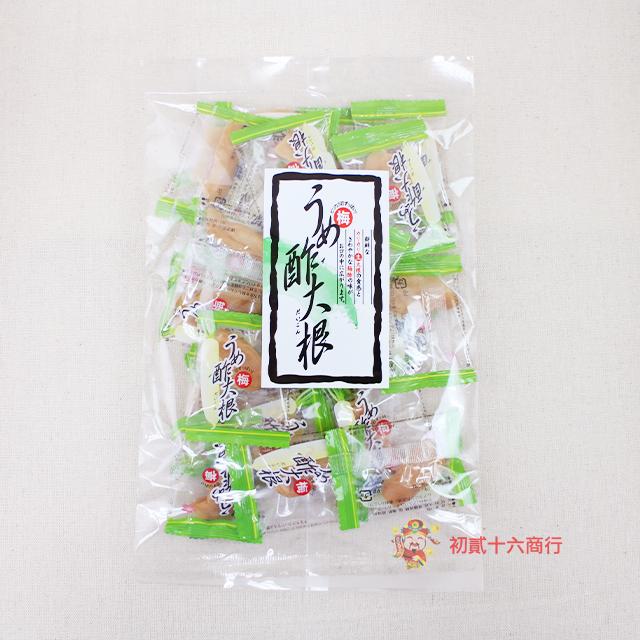 【0216零食會社】日本梅汁蘿蔔乾(原味)100g