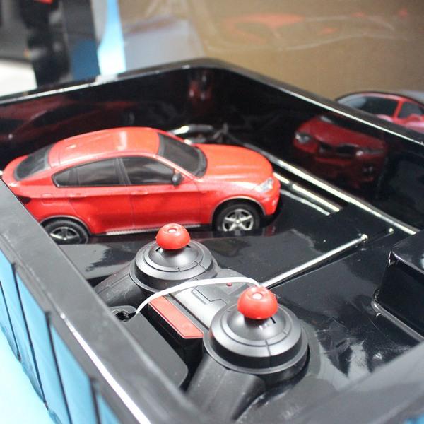電動遙控車 1:24 休旅.超跑遙控跑車 526/3黑手提盒(附電池)/一台入{促400}~錸