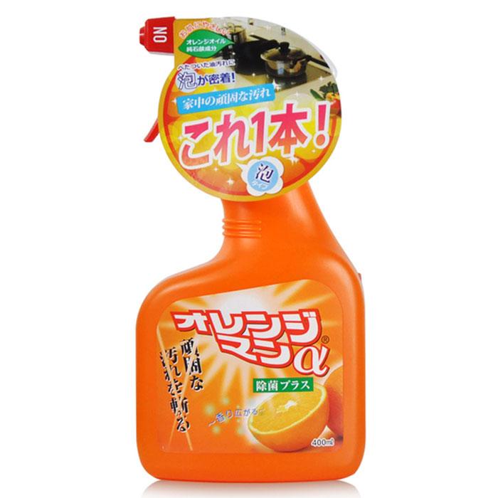 【友和】Tipo's 柑橘先生家用清潔劑 400ml