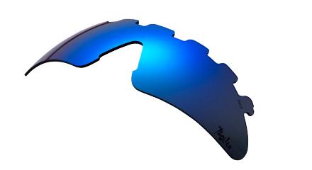 【【蘋果戶外】】720armour L337-S20FRB Rider 替換鏡片 備片 Polycarbonate 灰藍多層鍍膜 過濾強光 景物柔和