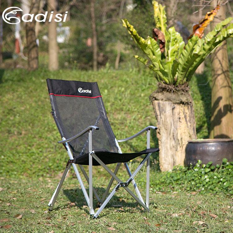 [ ADISI ] 星空椅 黑色網布 / 折疊椅 / 導演椅 / 大川椅 / AS14001