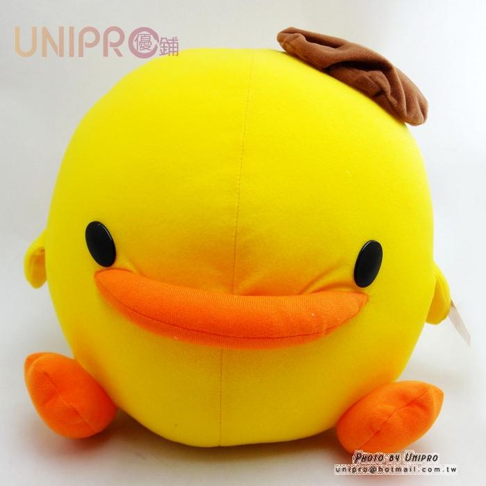 【UNIPRO】可愛 動物玩偶 小雞 小鴨 ? 31公分 娃娃 吸盤吊飾 農村玩偶 鴨鴨