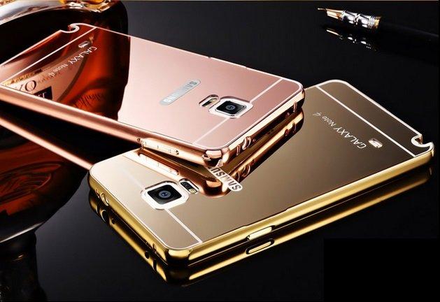 【少東商會】iphone6s Note4 Note3 Note2 A7 A8 J7 E7 S6 s6edge 自拍鏡面手機殼 金屬邊框