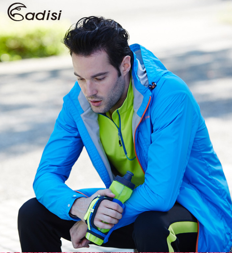 ADISI 男天鵝絨防潑水防風保暖可拆式連帽外套AJ1521051(S~4XL) / 城市綠洲專賣(防潑水、超輕量羽絨、機能性布料)