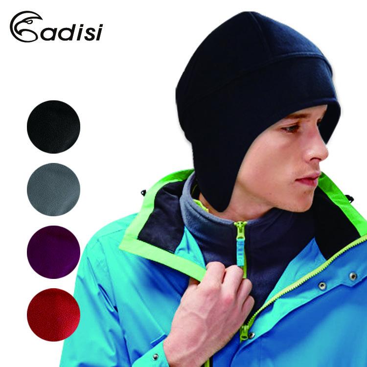 ADISI 防風遮耳帽AS15184 / 城市綠洲(帽子 無邊帽 透氣 保暖 防寒)