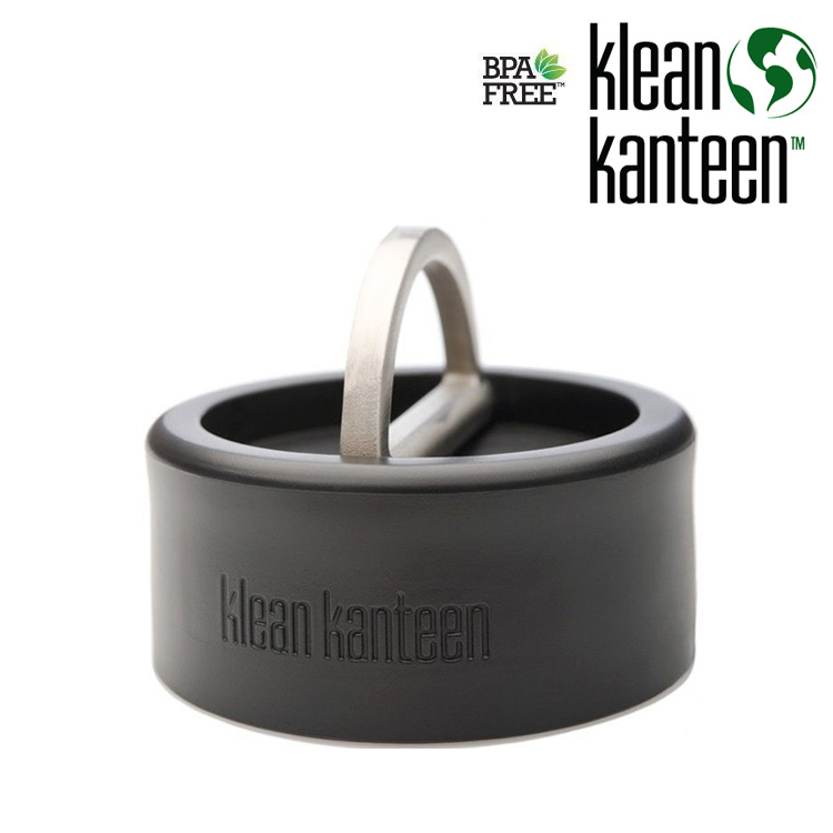 Klean Kanteen 寬口不銹鋼水壺蓋(D環)KWSSFD (口徑54mm) / 城市綠洲 (水壺.水瓶.瓶蓋.BPA FREE.不含雙酚A)