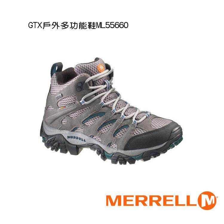 MERRELL GTX戶外多功能鞋ML55660/城市綠洲(女鞋.避震.休閒)