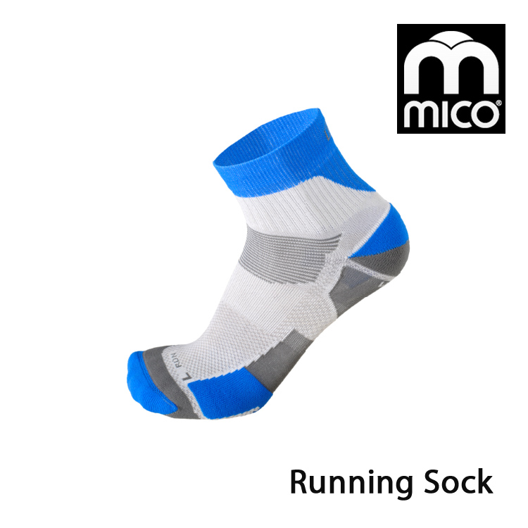 Running Sock越野慢跑襪1618 MICO/城市綠洲(義大利、越野、襪子、多功能)