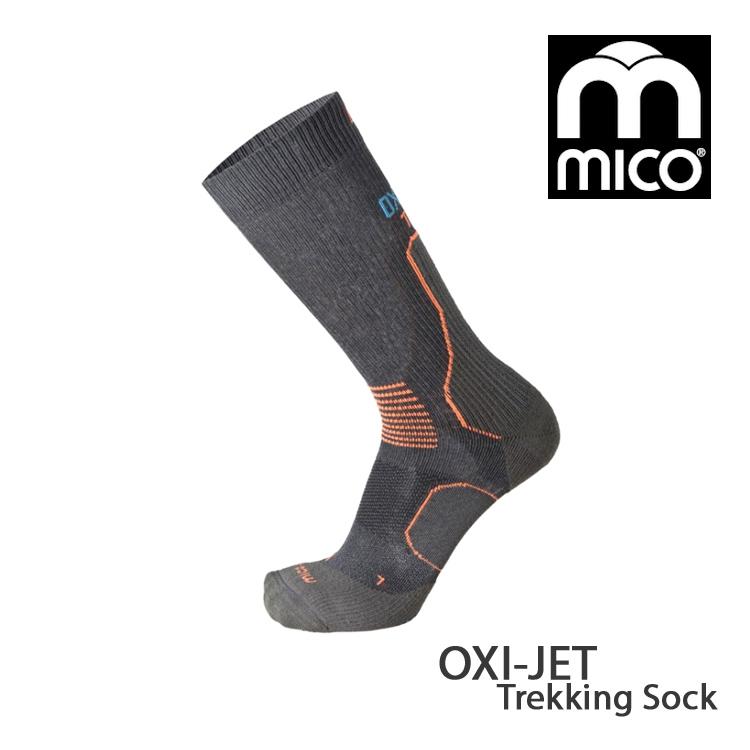 Trekking 健行中筒襪3090 MICO/城市綠洲(義大利、萊卡、Coolmax、彈性)
