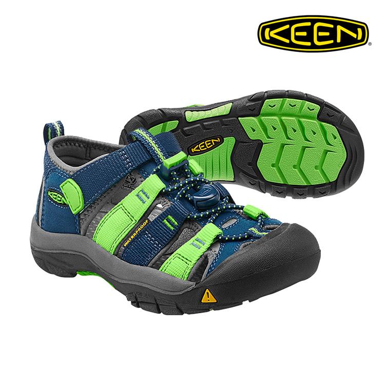 KEEN 織帶涼鞋Newport H2 1014246《童款》/ 城市綠洲 (KID,輕量,戶外休閒鞋,運動涼鞋)