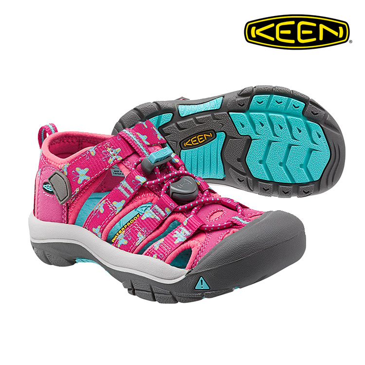 KEEN 織帶涼鞋Newport H2 1014250《童款》/ 城市綠洲 (KID,輕量,戶外休閒鞋,運動涼鞋)
