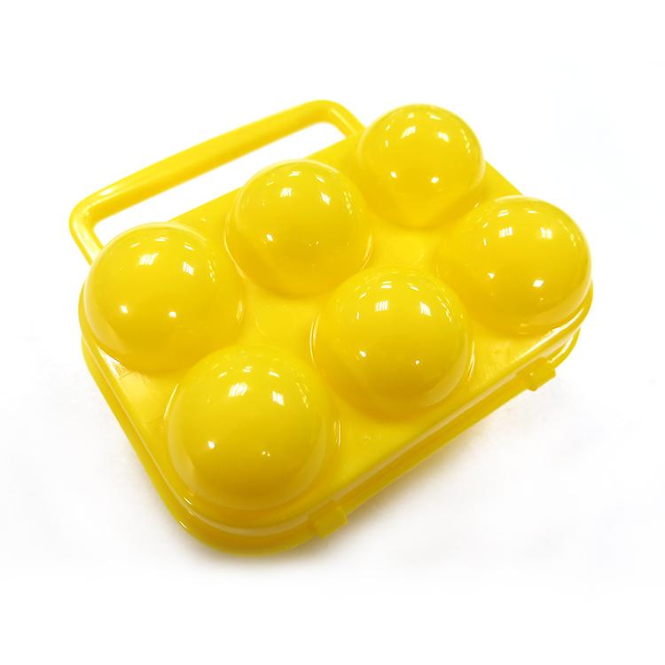Go Sport 6粒蛋盒 50300/城市綠洲(戶外露營、雞蛋、烤肉必備、旅遊)