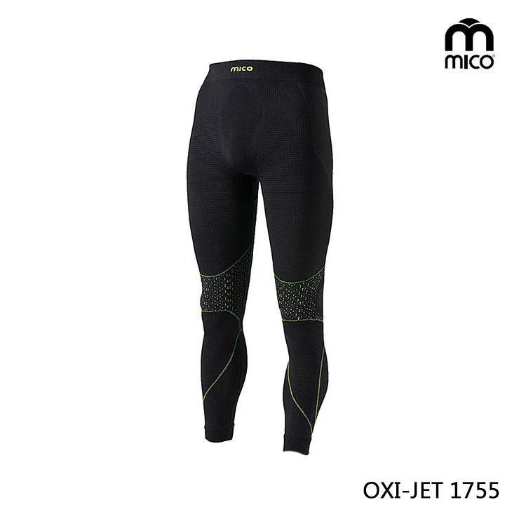 MICO 男OXI-JET肌肉長褲1755/城市綠洲專賣(三鐵衣.瘋三鐵.運動衣.鐵人三項)