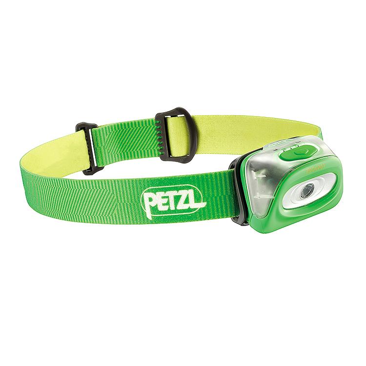 Petzl 2014 TIKKINA 頭燈 E91HG 青蘋綠 (60流明) /城市綠洲專賣(頭燈、標準型、照明設備、登山露營、戶外旅行)
