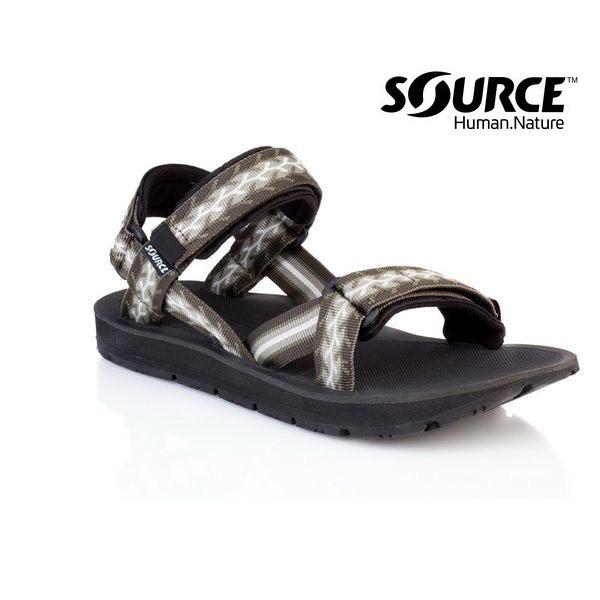 【Source】《中性款》越野運動涼鞋Stream Sport10103469/織帶+一體成型+輕量+快乾+抑菌
