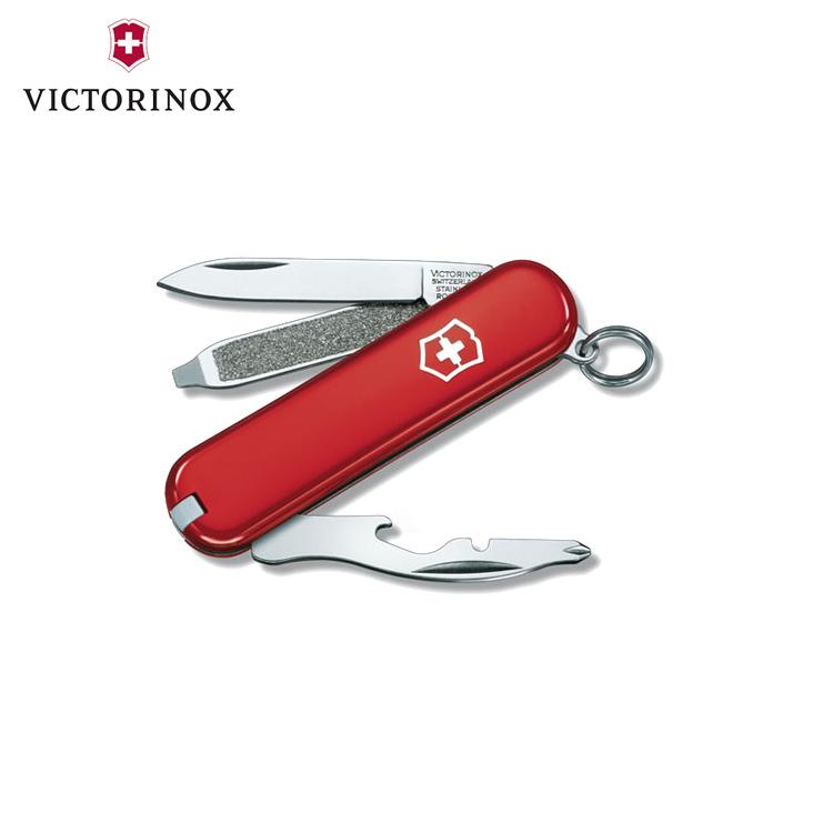 VICTORINOX Rally 瑞士刀 0.6163 /城市綠洲(不鏽鋼材質、外出救急工具組、隨身小刀、登山露營.居家生活五金)