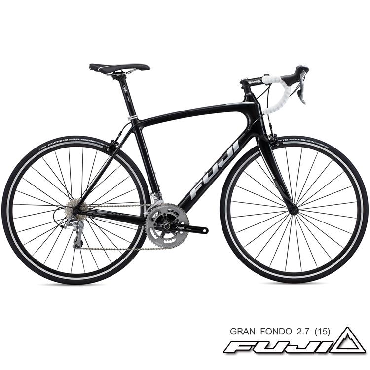 FUJI GRAN FONDO 2.7 (15) 公路車 (15)/城市綠洲專賣 (公路車、富士、腳踏車、自行車)