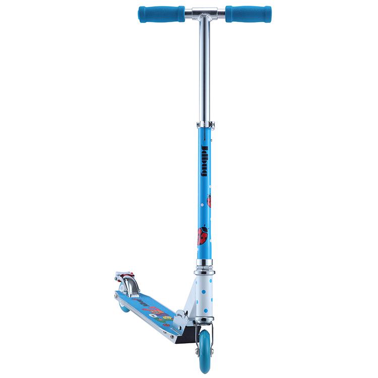 Jdbug Sky Bug滑板車MS101 JD 藍色/城市綠洲(滑步車、單車、腳踏車)