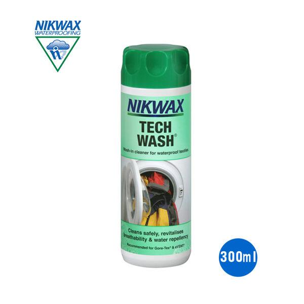 【NIKWAX】防水布料衣物清洗劑 181《300ml》 / Tech Wash / 專業機能性GORE TEX 衣物清洗劑