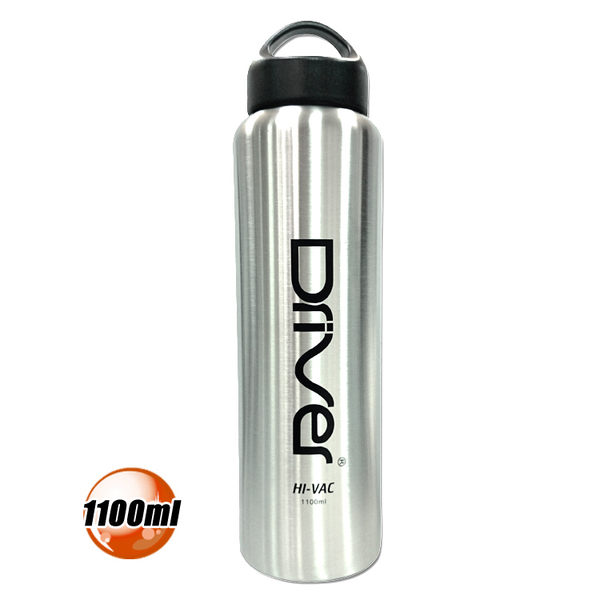 Driver 冰熱兩用保冰杯 DR-304137-11 (1100ml) / 城市綠洲 (不鏽鋼.#304不銹鋼.真空.保溫瓶.保溫杯)