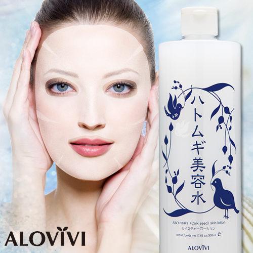 日本 ALOVIVI 薏仁健康美容水 500ml ★BELLE 倍莉小舖★