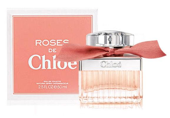 Chloe Roses 玫瑰女性淡香水 50ml 公司貨《Belle倍莉小舖》