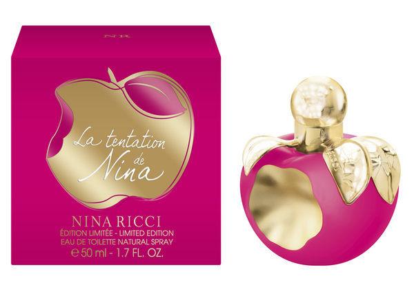NINA RICCI 蘋果咬一口 女性淡香水 80ml 公司貨 贈品牌小香《Belle倍莉小舖》