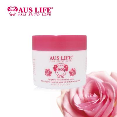 【AUS LIFE】玫瑰花果/玻尿酸乳霜 100ml ►來自澳洲生活保養專家