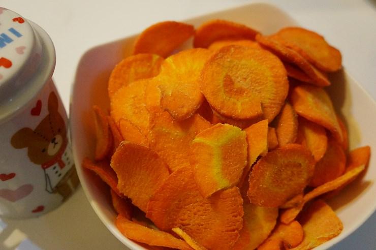 脆樂養生烘焙蔬果乾-胡蘿蔔 (每包約300g)