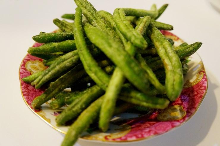 脆樂養生烘焙蔬果乾-敏豆 (每包約200g)