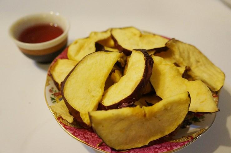 脆樂養生烘焙蔬果乾-蘋果 (每包約200g)