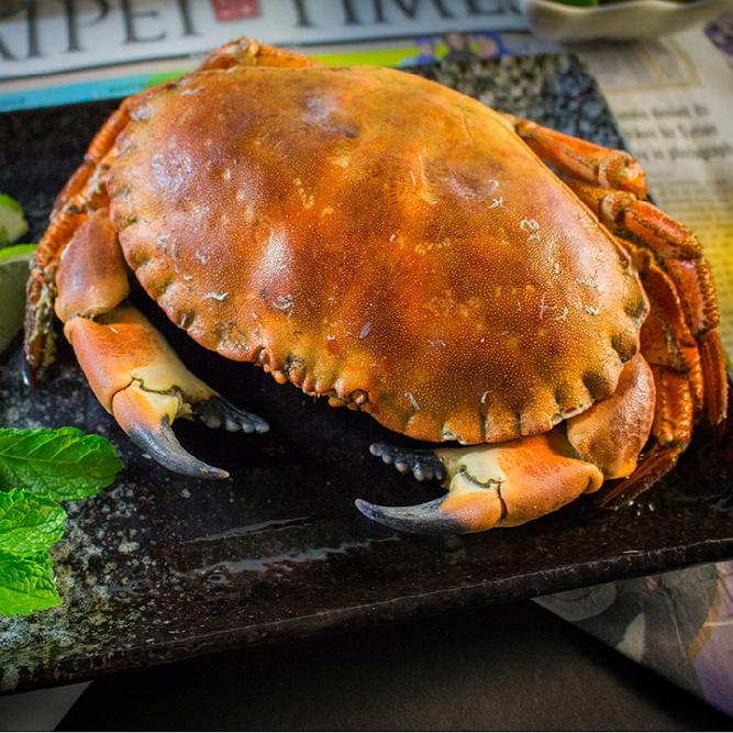 振興生鮮小舖 l 愛爾蘭極鮮超大霸王蟹(750g±10%/隻)