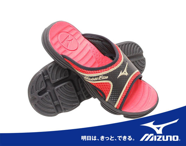 MIZUNO 美津濃 運動拖鞋 Global Elite Sandal 2KJ-10762