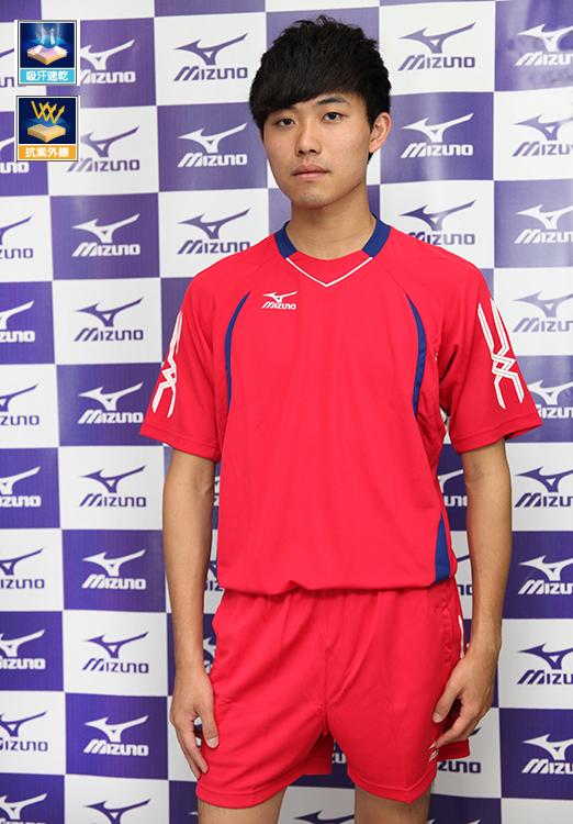 MIZUNO美津濃 男排球衣(紅色XL~3XL)  排汗運動服 排球服 運動排汗衣 球隊專用