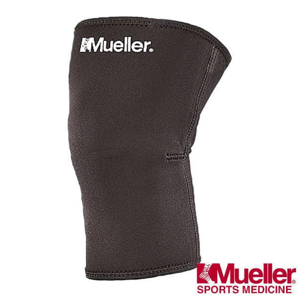 Mueller護具 護膝(單支入) Neoprene膝關節束套 臏骨閉合式