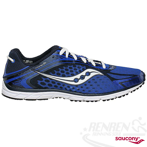 SAUCONY Grid Type A5 輕量路跑鞋(藍) 三鐵鞋 馬拉松.鐵人三項適用 SY20144-3