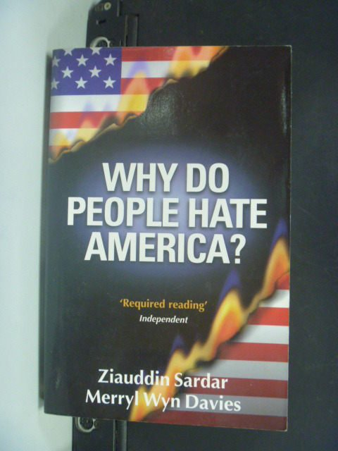 【書寶二手書T4/社會_GDI】Why Do People Hate America_Ziauddin