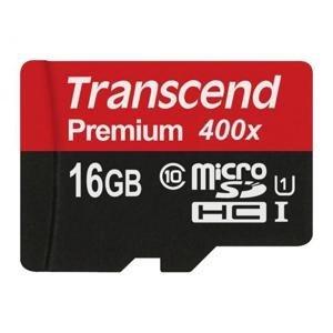 *╯新風尚潮流╭* 創見 microSDHC記憶卡 16G 16GB C10 U1 400X TS16GUSDU1